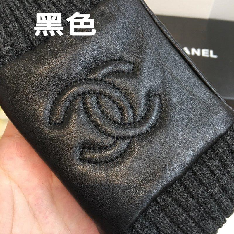 Chanel颜色黑色宝蓝2019秋冬