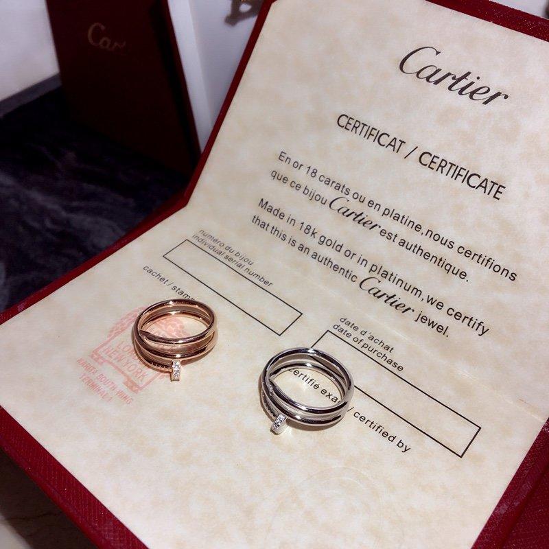 代购级别卡地亚Cartier钉子新款