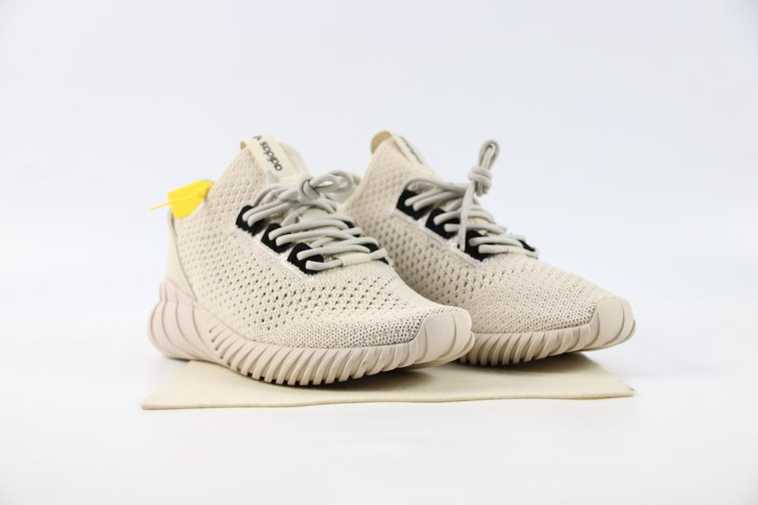 buy popular f7038 ac992 Adidas三叶草Tubular Doom Sock Pk卡其小椰子BY3559 CG5510大孔 ...