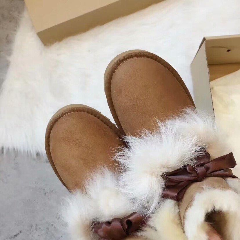 UGG爆款雪地靴正宗官网托斯卡纳羊毛