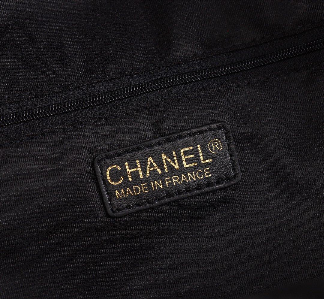 原版品质新款Chanel新色沙滩袋全