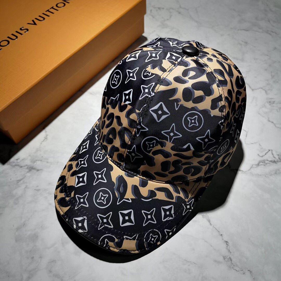 Louis Vuitton最新豹纹拼老花款原单品质