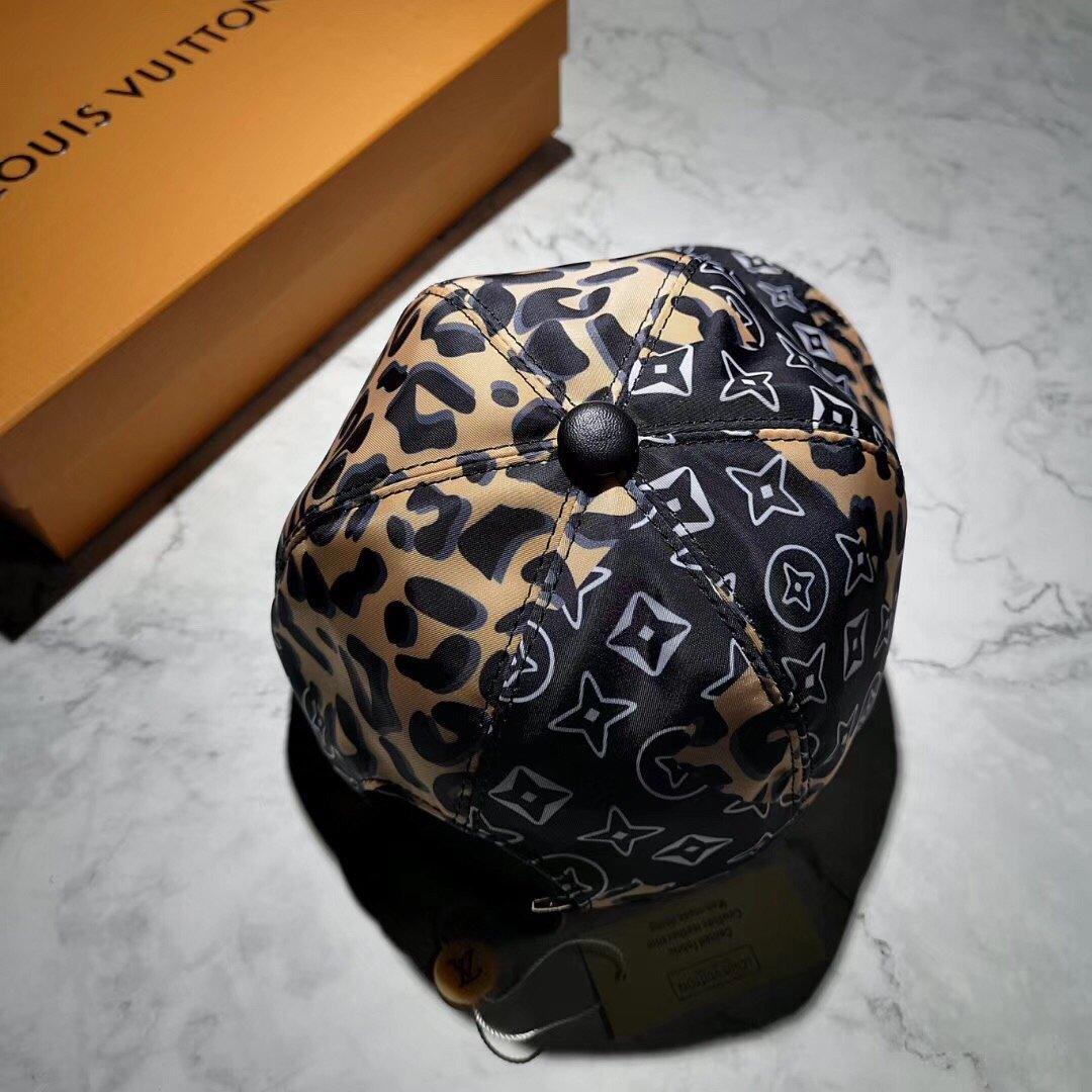 Louis Vuitton=最新豹纹拼老花款原单品质(图6)