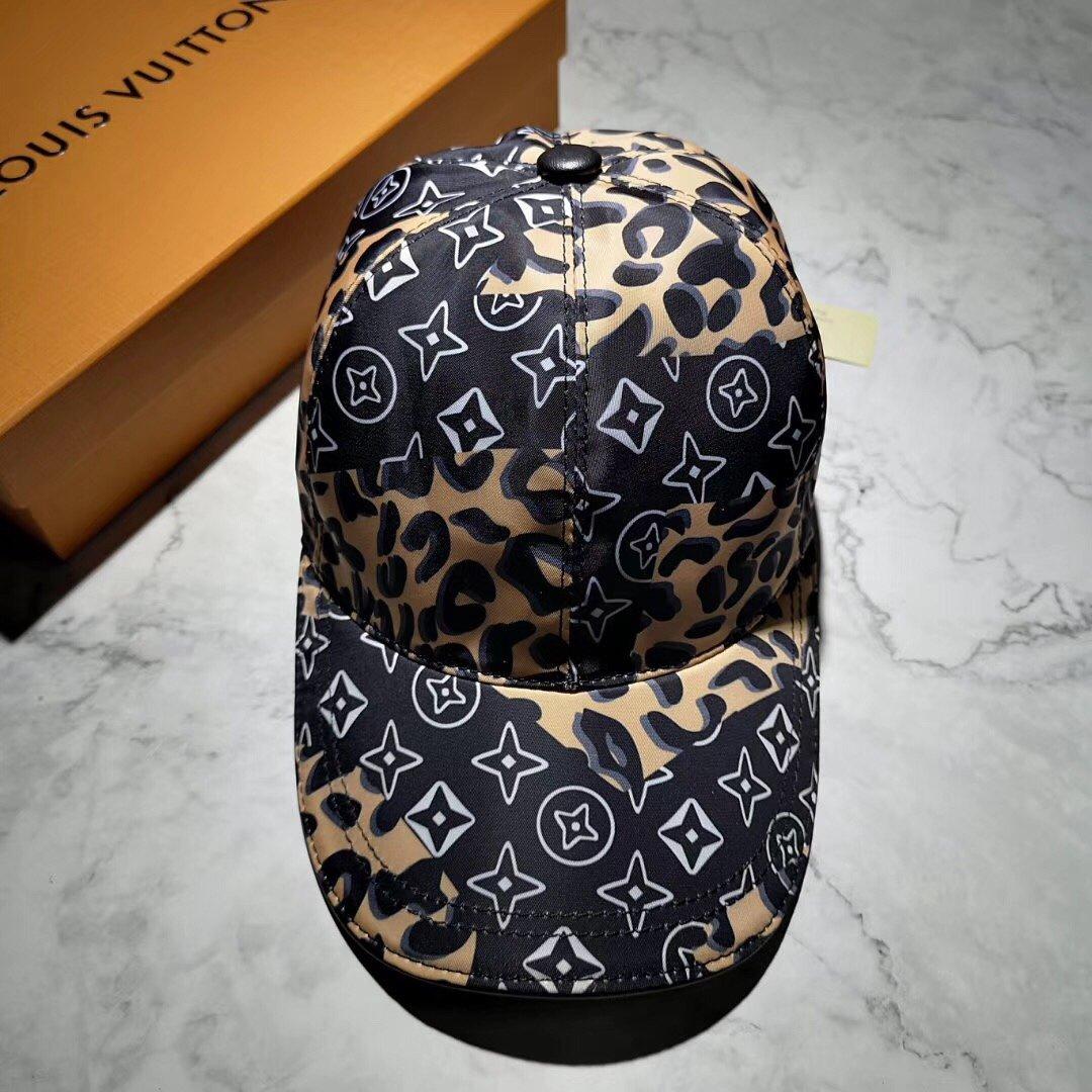 Louis Vuitton=最新豹纹拼老花款原单品质(图4)