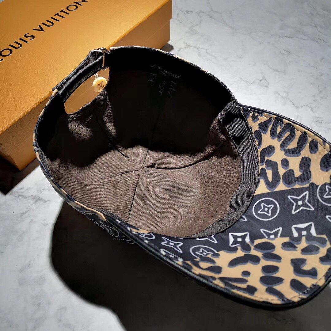 Louis Vuitton=最新豹纹拼老花款原单品质(图8)