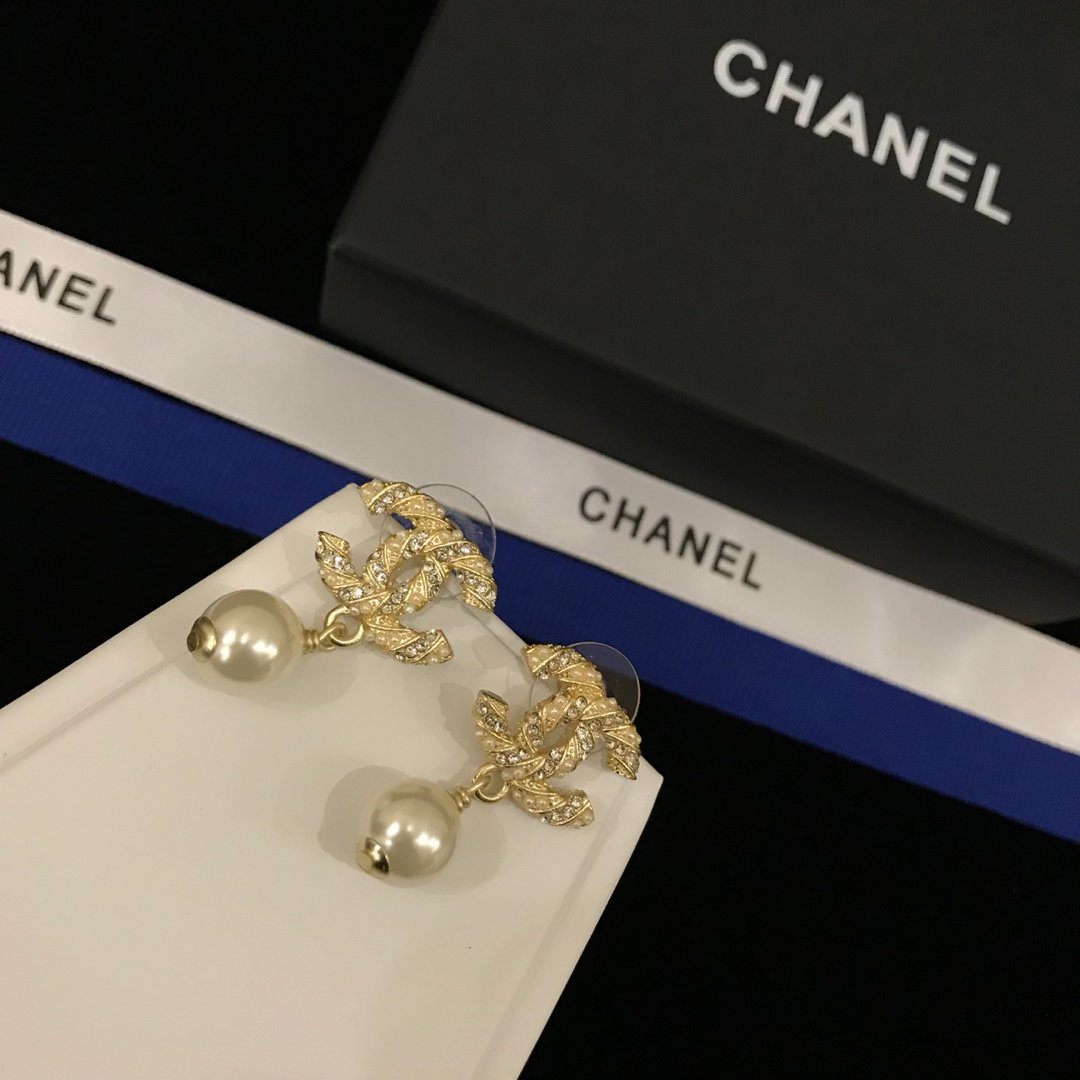 Chanel香奈儿耳钉热销款市面最高