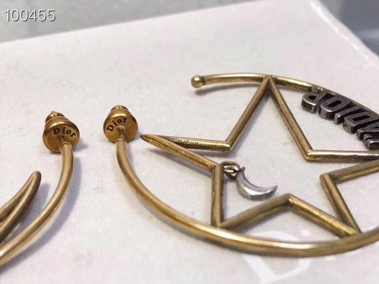 耳钉项链-10原单货迪奥DIOR字母