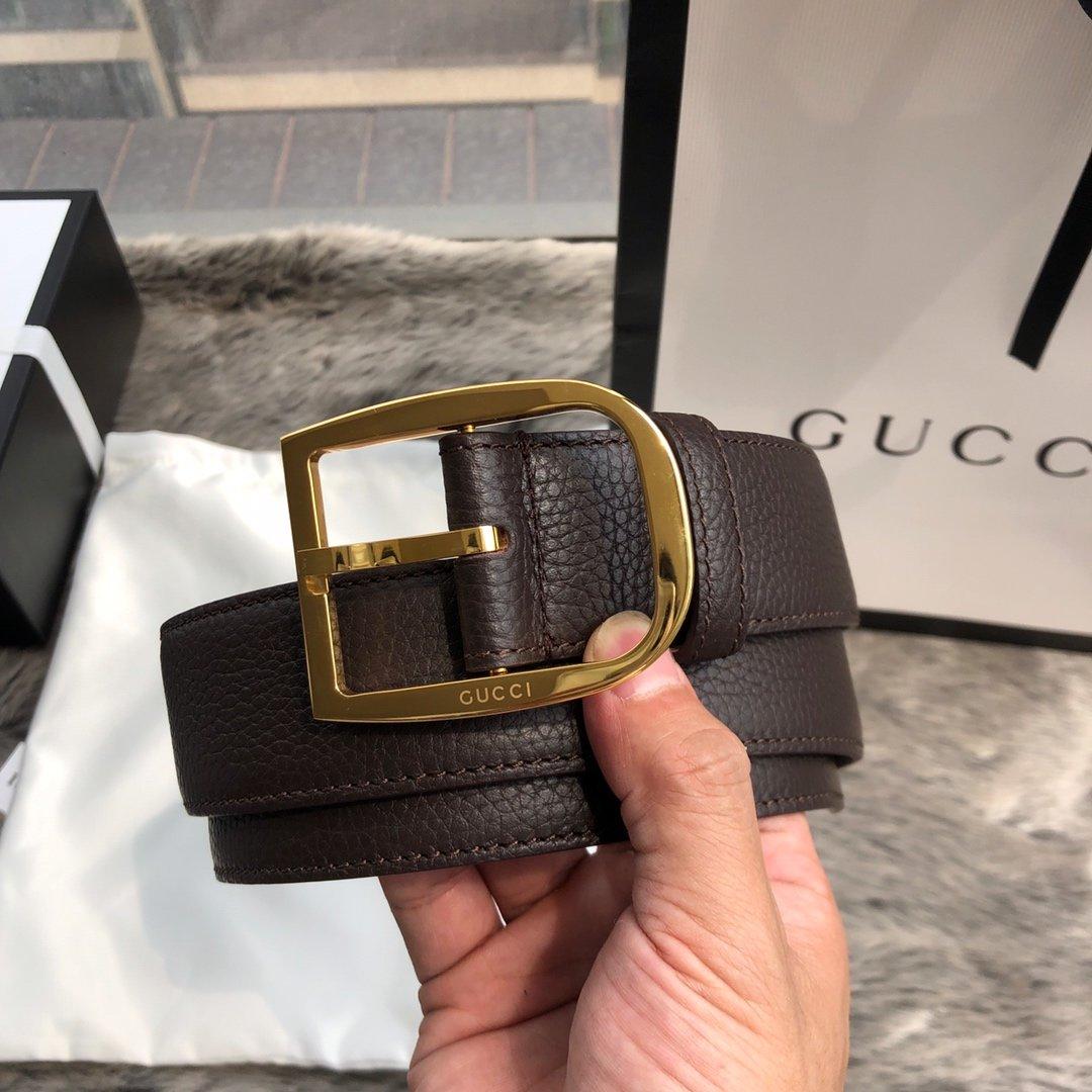 Gucci 2020 年新款针扣 腰带