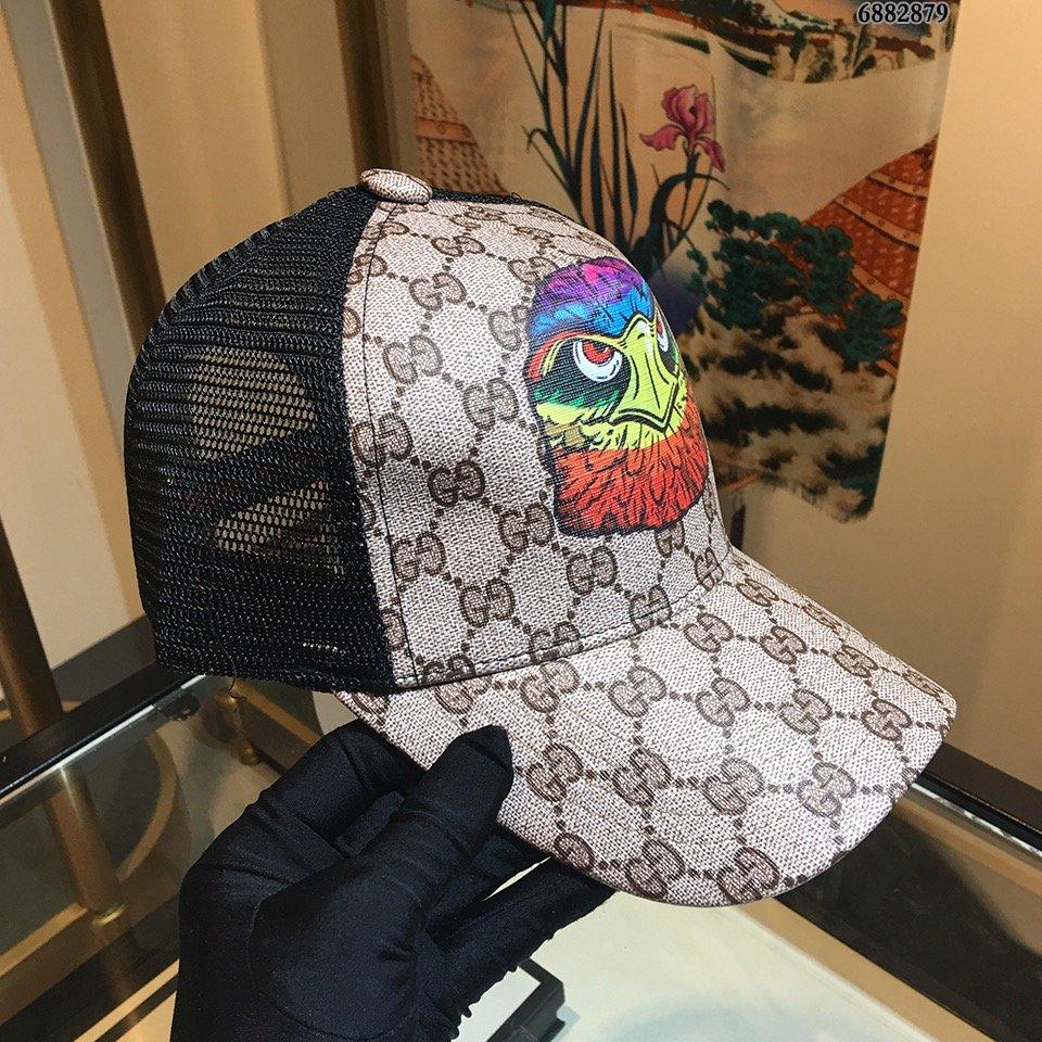 Gucci古奇最新原单棒球帽专柜1: