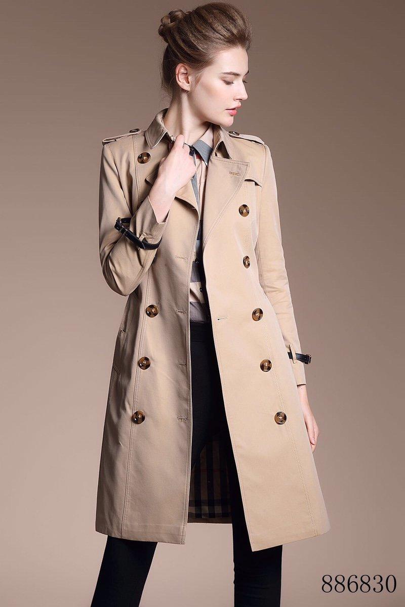 Burberry英伦风春秋新款风衣 市场高端版本 专柜同步发售(图3)