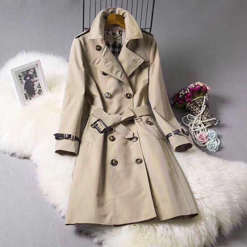 Burberry英伦风春秋新款风衣 市场高端版本 专柜同步发