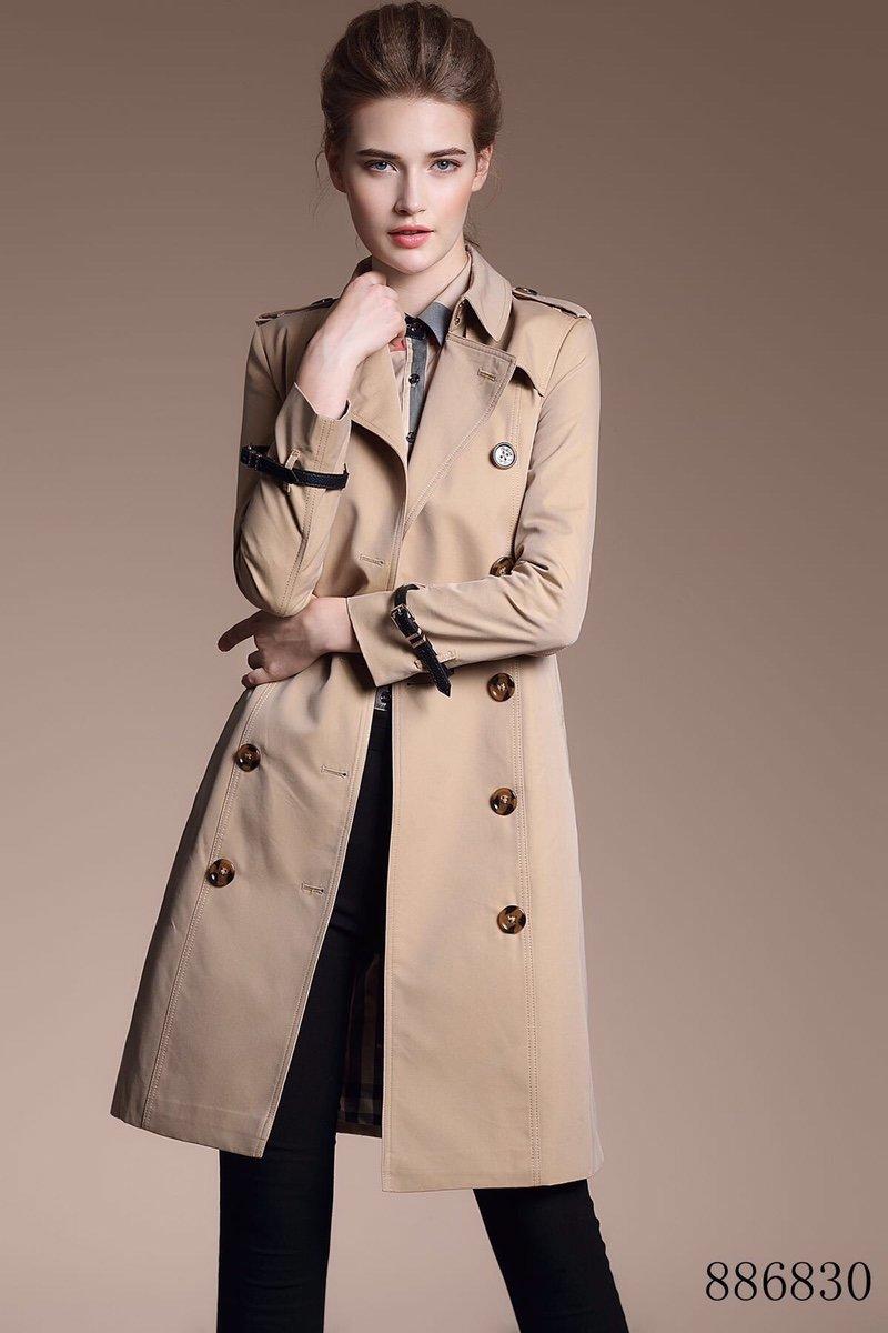 Burberry英伦风春秋新款风衣 市场高端版本 专柜同步发售(图4)