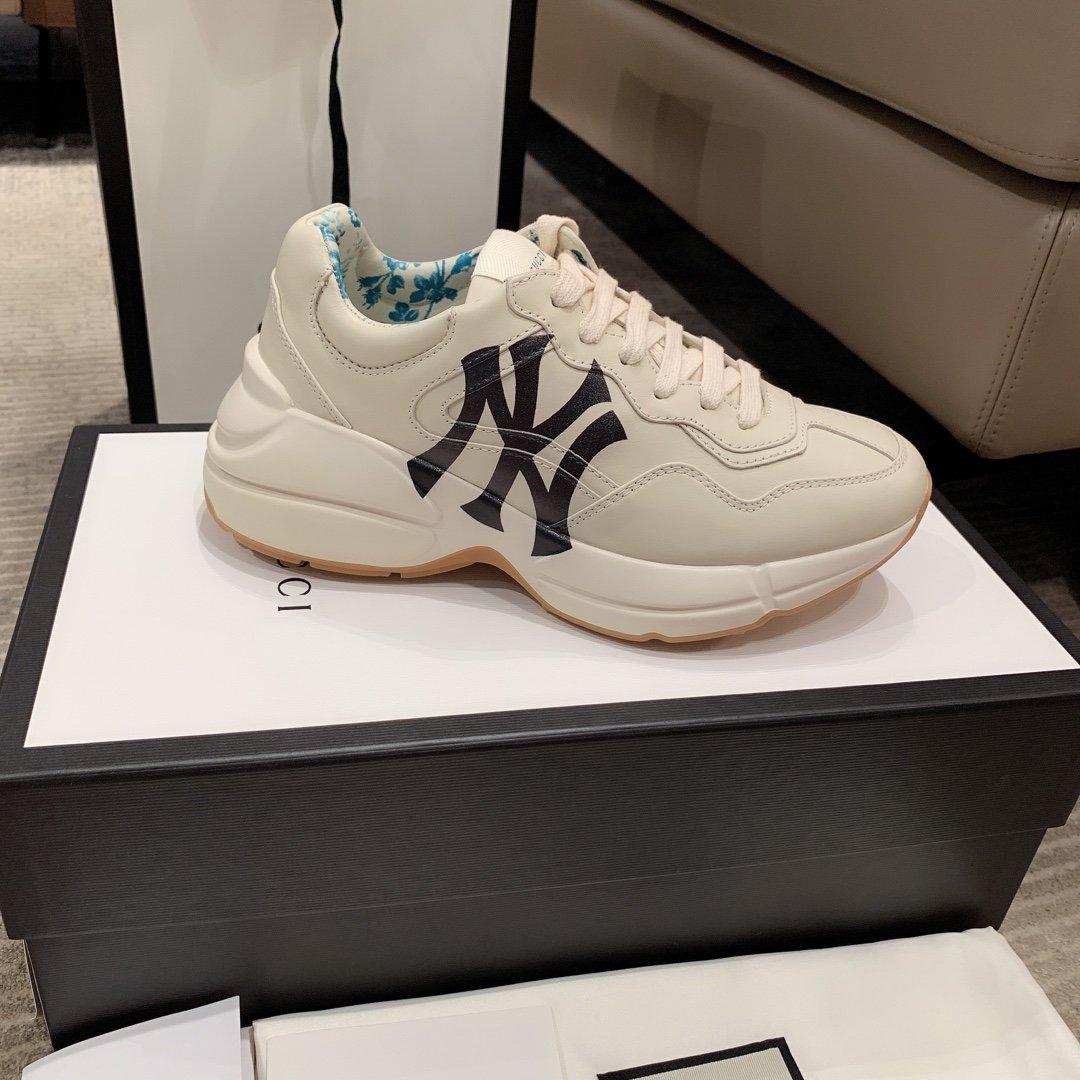 Gucci全新升级 当下最火的小脏鞋时尚休闲(图3)