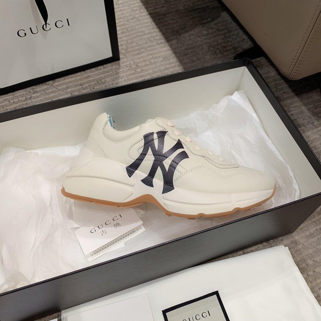 Gucci全新升级 当下最火的小脏鞋时尚休闲(图4)