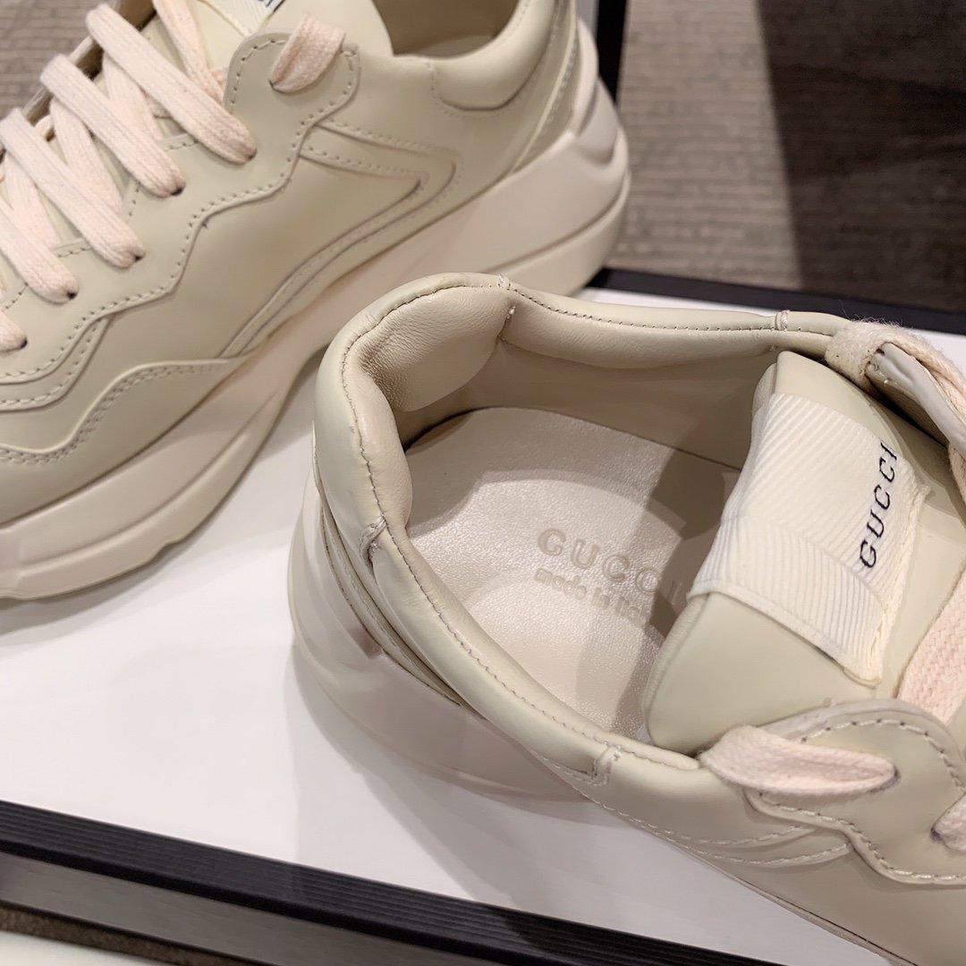Gucci全新升级 小脏鞋时尚休闲老爹鞋男女款专柜同款(图17)