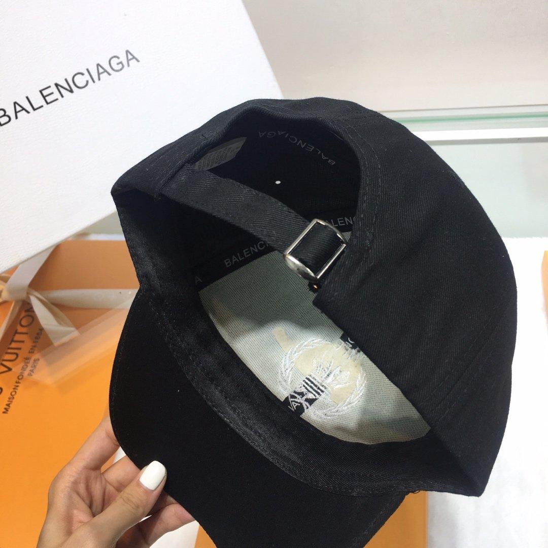 巴黎世家2019新款专柜代购版棒球帽