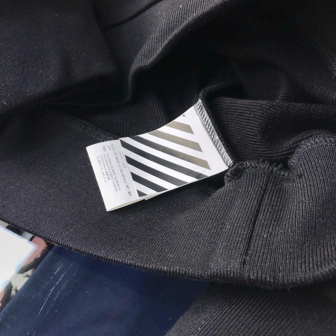 OFF潮牌19ss官网最新款卫衣3D