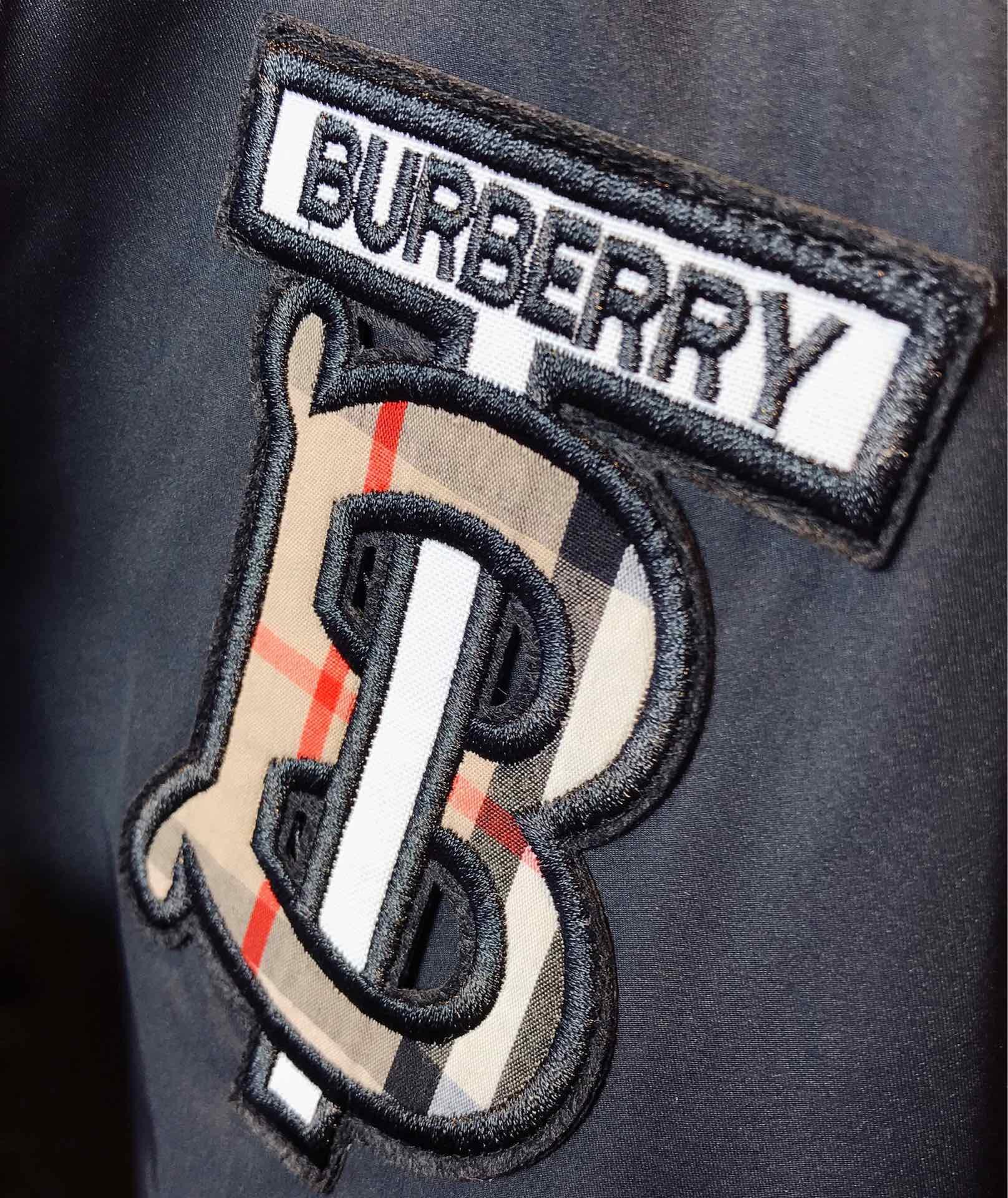 %原单夹克外套BURBERRY巴宝莉