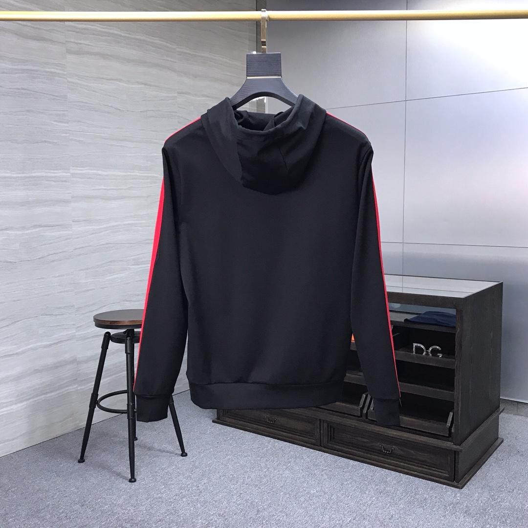 Versace范思哲原单品质连帽卫衣