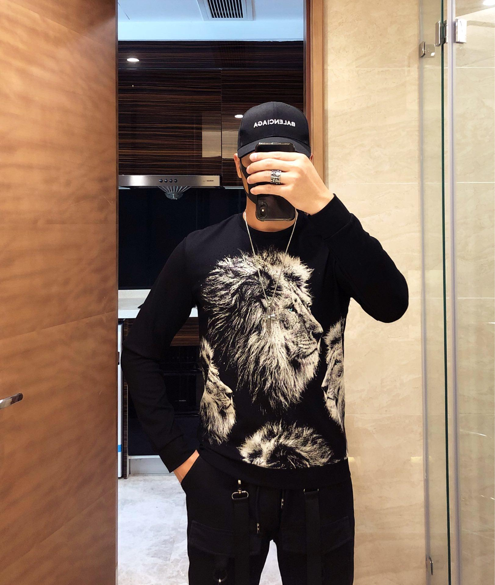 DG杜嘉班纳2019官网同步男士卫衣