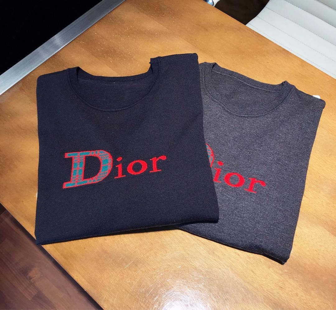 毛衣Dior迪奥2019新款男士毛衣