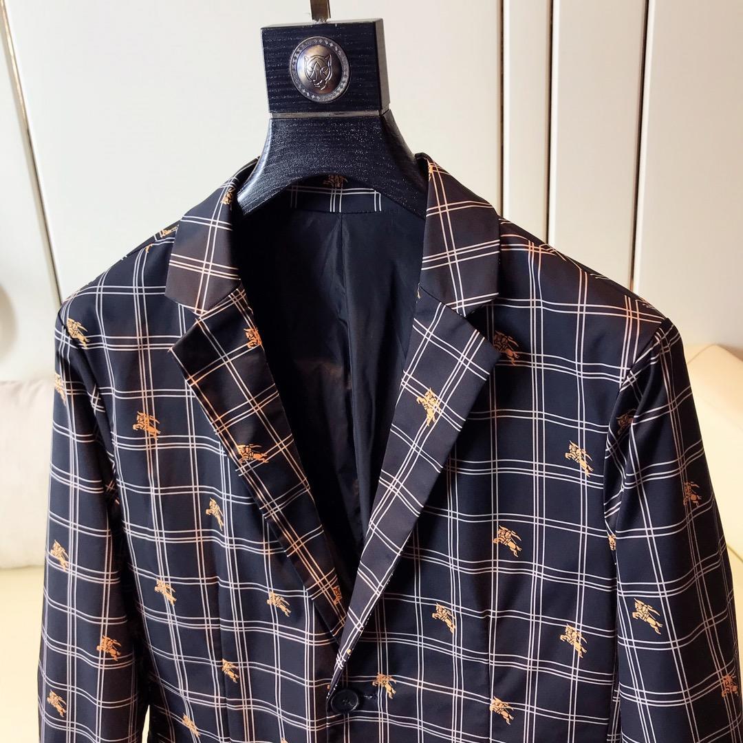 西装外套BURBERRY巴宝莉201