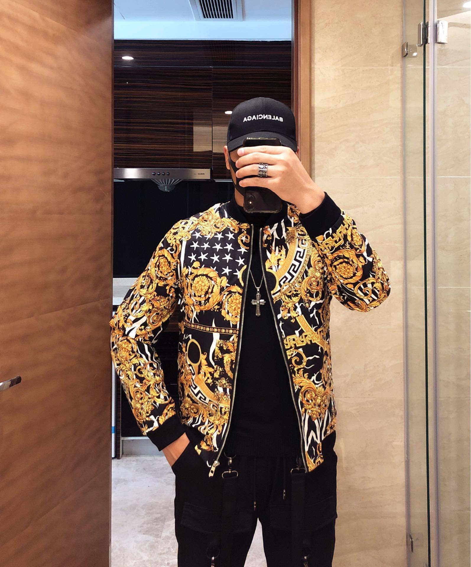 夹克外套Versace范思哲2019