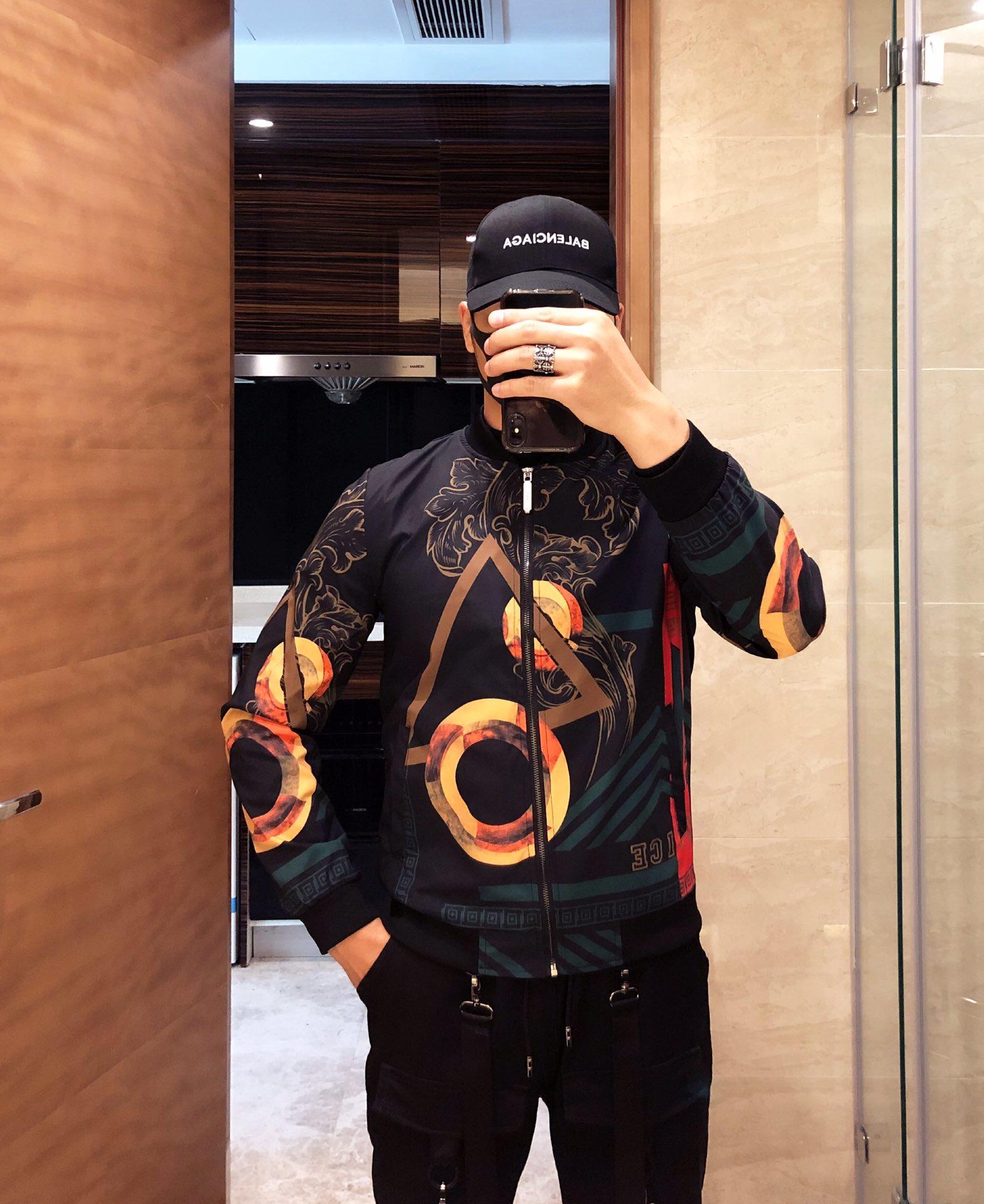 夹克外套Gucci古奇2019秋冬季