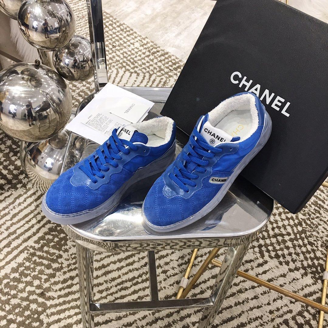 Chanel香奈儿休闲运动鞋系列顶级
