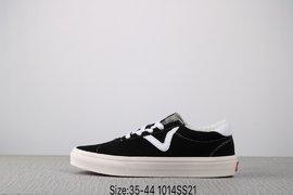 105万斯Vans Style 73 Dc 低帮复古休闲滑板鞋Size3544 编码1014SS2
