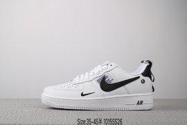 130耐克 Nike AIR Force 1 07 LV8 UTILTY 空军一号 潮流时尚板鞋Size3545 编码1015SS2