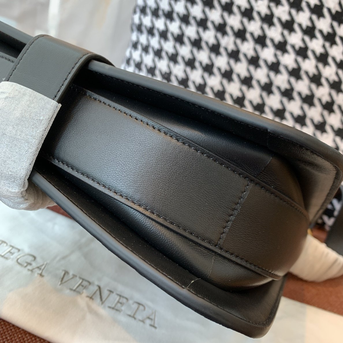 Bottega Veneta宝提嘉/BV 19新款marie手袋斜跨包 (图10)