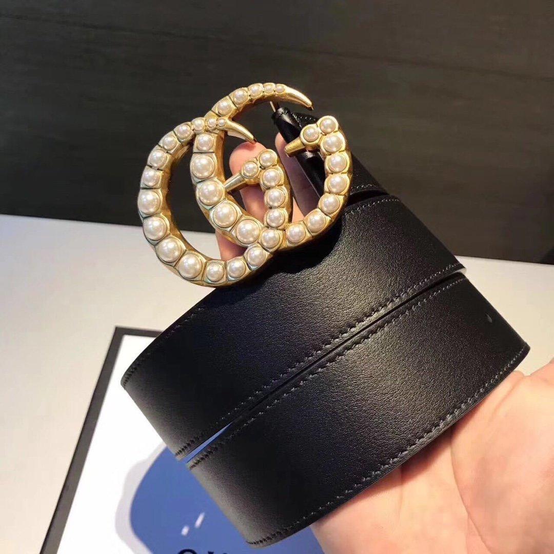 Gucci古奇经典款女款皮带 女士腰带
