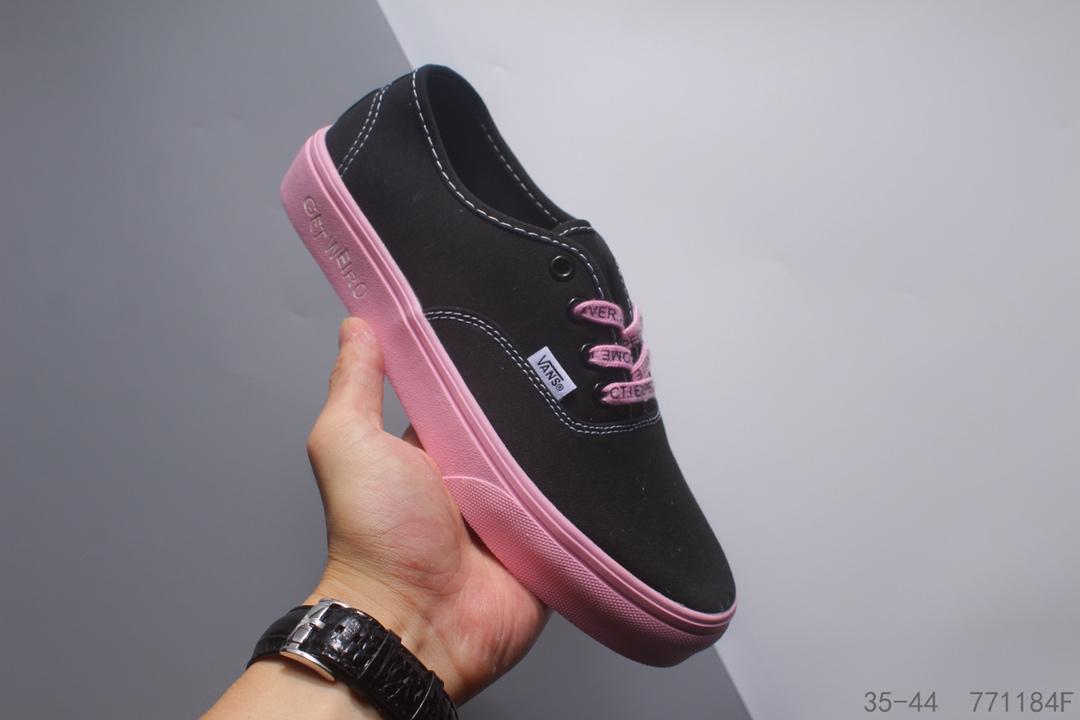 万斯Vans Old Skool 高低帮经典款 休闲情侣板鞋 滑板鞋!ID:771184F