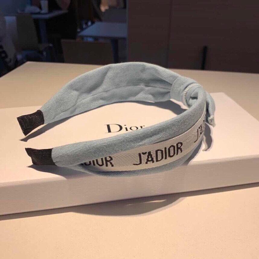 Dior迪奥秋夏发箍重工定制款出口订