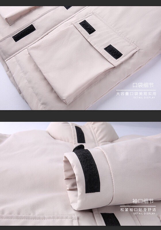?PF250品牌【Nike●耐克羽绒棉外套】专柜同款上市,真标防伪扫描,货源充足,放心主推,高端品质,即转即卖。性价比炒鸡高的一款,穿着舒适保暖,上身效果极其好看 。各方面细节到位 三标齐全 印花工艺厚胶印三层印刷 防开裂。尺码表如下↕︎