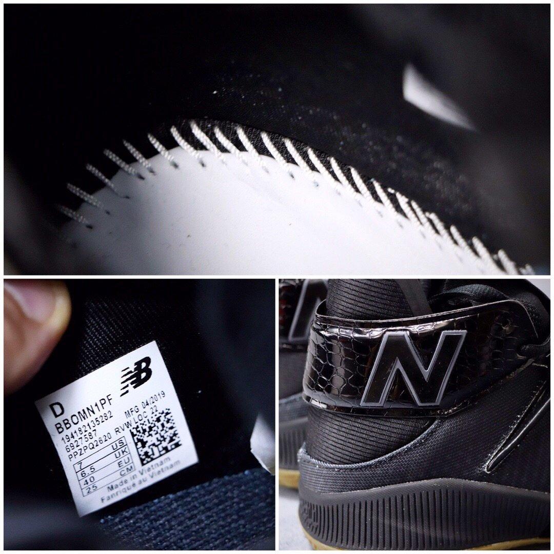 ?240双十二特价福利‼️新百伦 New Balance OMN1S Kawhi 2-Way Playoffs 伦纳德 季后赛专属 冠军战靴出道即巅峰 NBA总冠军猛龙队FMVP科怀·伦纳德签名战靴。鞋面编织打造而成,辅以奢华的细节点缀,鞋帮处的鳄鱼纹彰显不凡质感。此外,OMN1S 篮球鞋采用了New Balance全新升级的FuelCell中底技术,拥有New Balance专业产品中最高的能量回弹性能。官方货号#BBOMN1PFPCSIZE:40 40.5 41.5 42 42.5 43 44 45