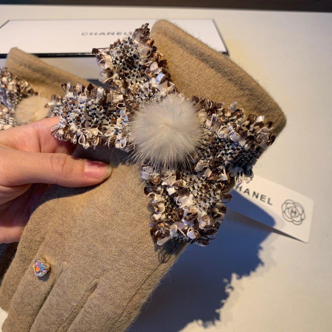 配包装Chanel香奈儿专柜新品羊毛