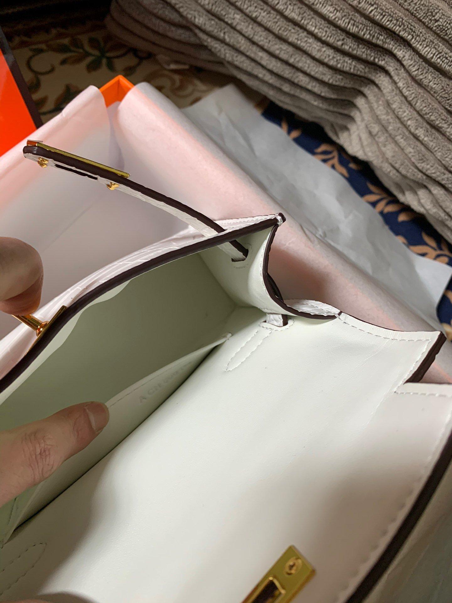 爆款中的爆款鳄鱼纹最新现货配精美包装