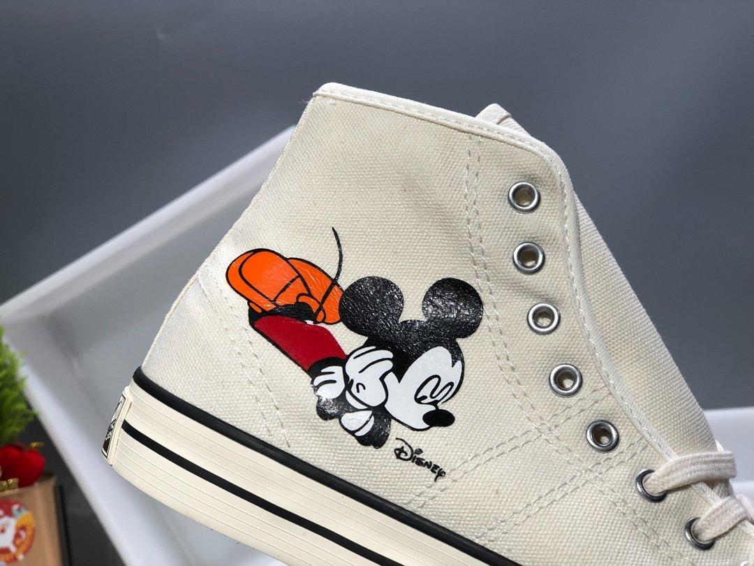 🌈210公司级 新版本出 Converse Lucky Star 1950s 迪士尼 2020新年限定米老鼠🐭35 36 36.5 37 37.5 38 39 39.5 40 41 41.5 42 42.5 43 44  ZTG.QQP