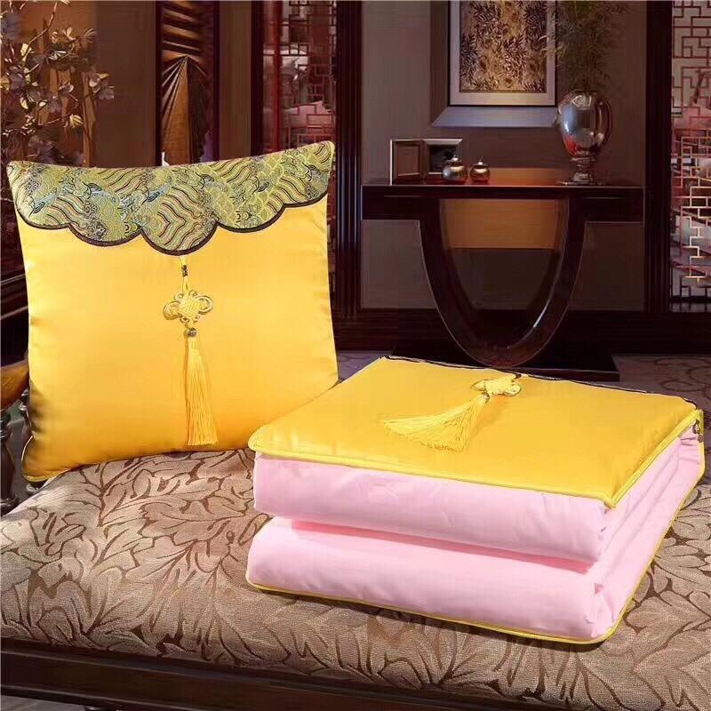 中国风抱枕被 10色