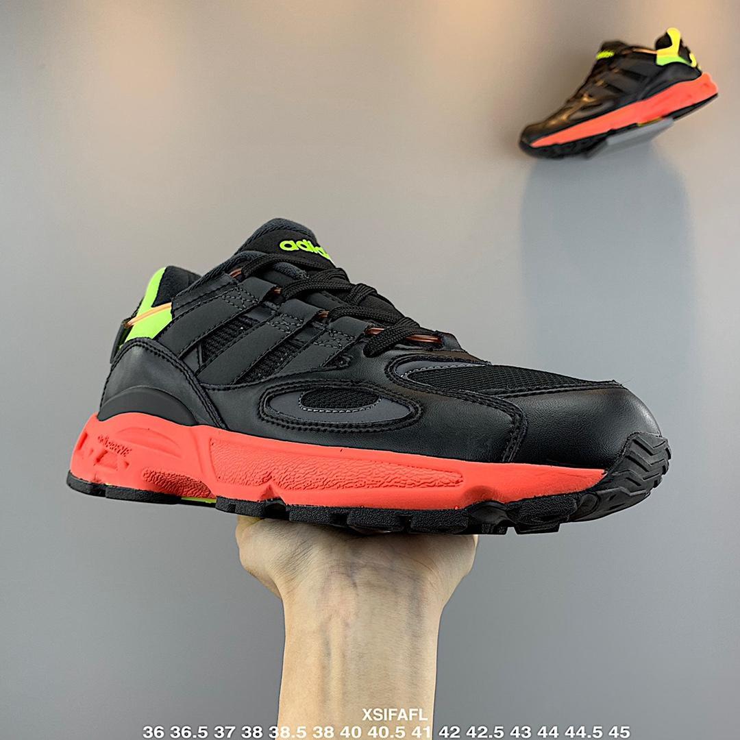 高仿阿迪达斯Adidas Lxcon 94 男士复古老爹跑步鞋EE6256