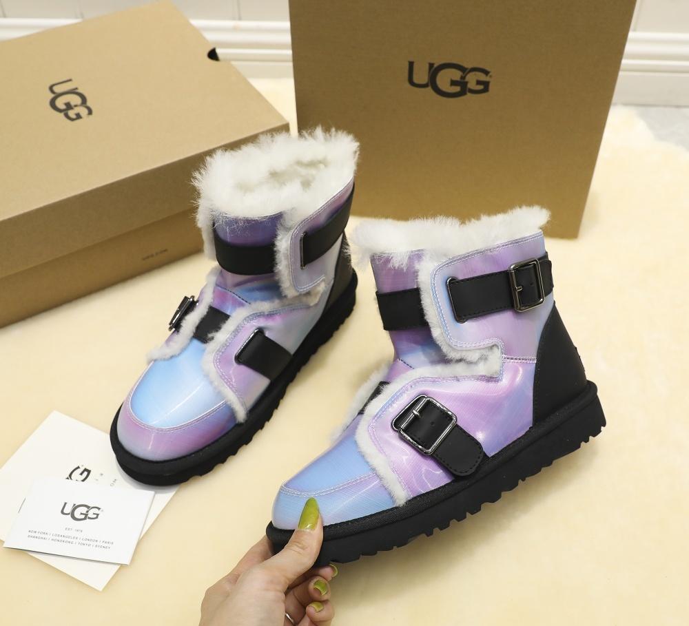 UGG机车靴官网一比一高端品质经典爆