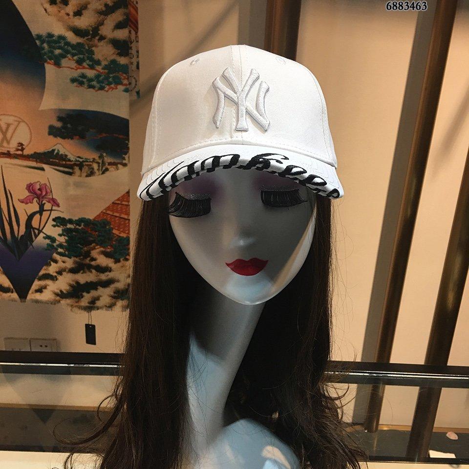 NY原单棒球帽高端订制进口刺绣LOG