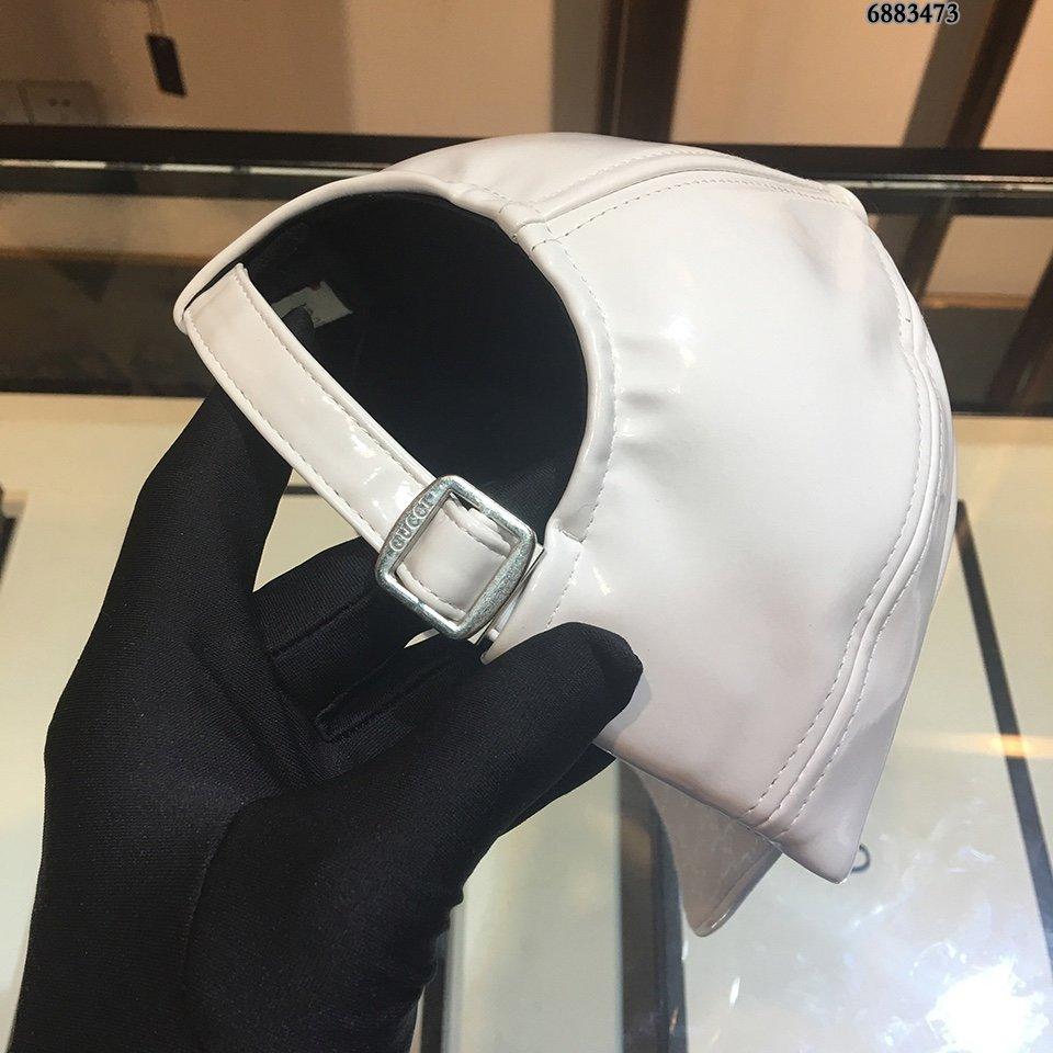 NY新品纯美棒球帽质量代购版本漆皮铮