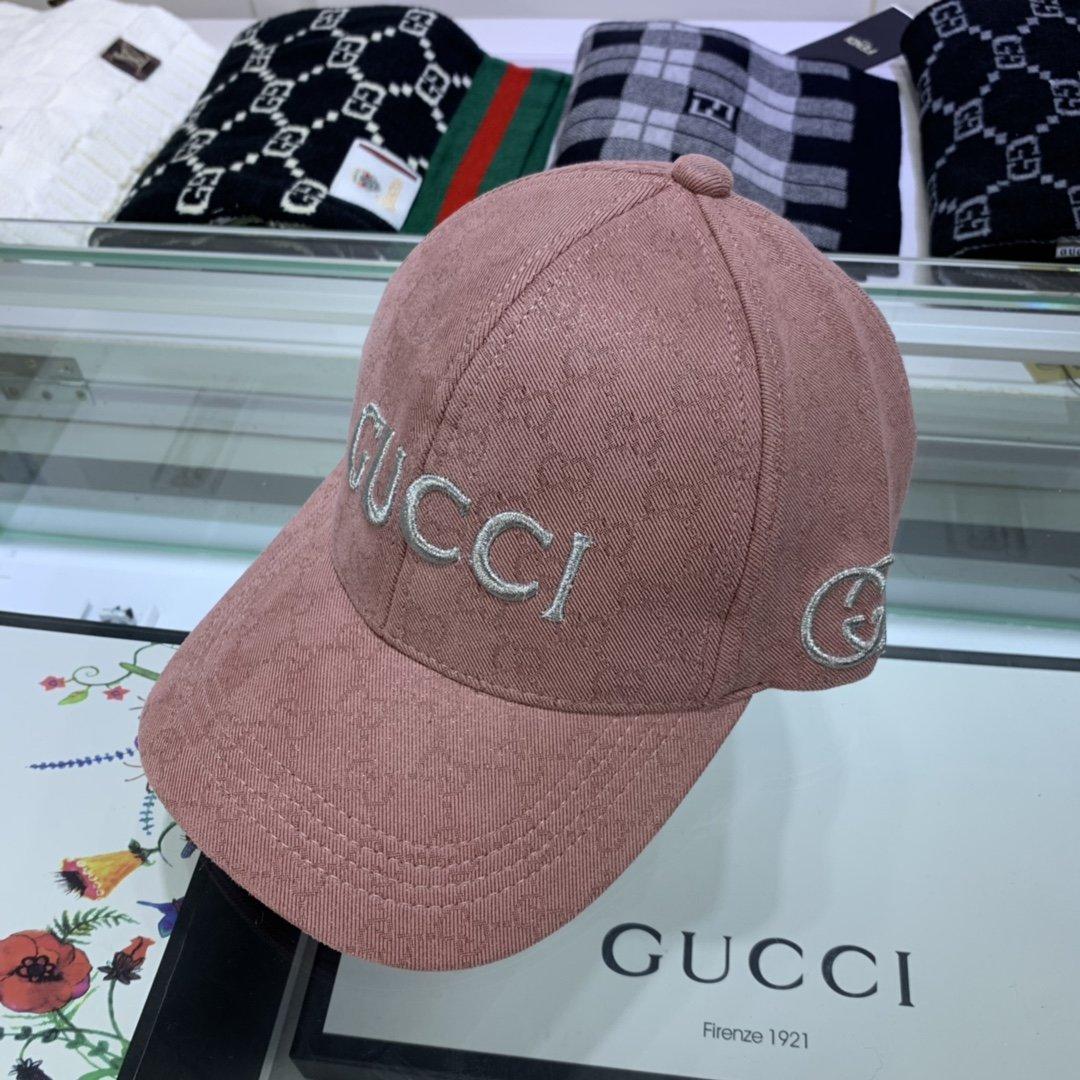 Gucci古奇棒球帽官网在售新款版型