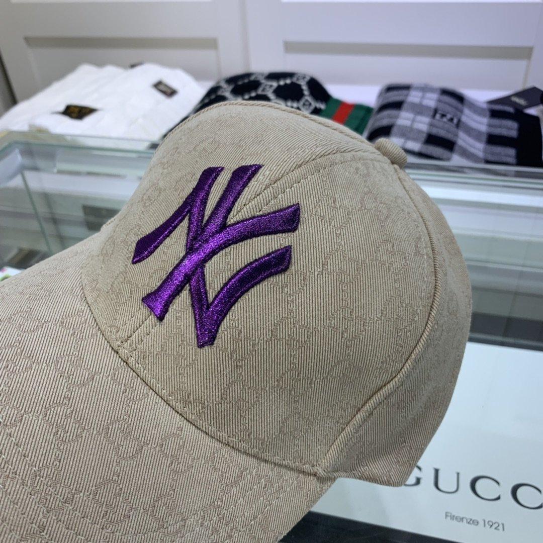 Gucci古奇MBL棒球帽官网在售新