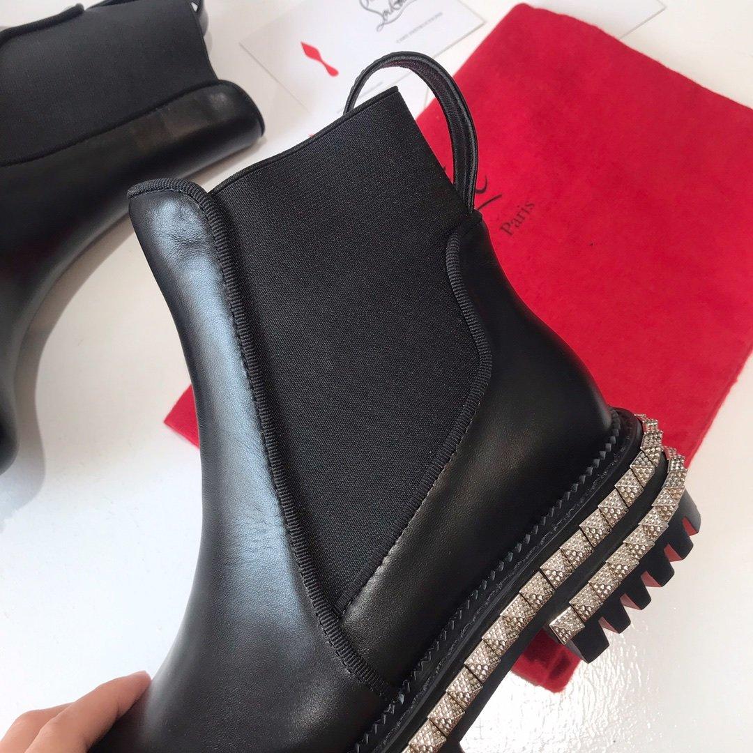 新款秋冬季红底鞋CLChristia