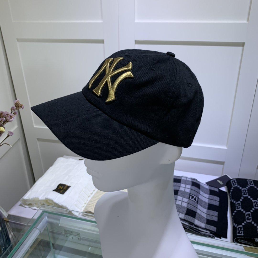 MLB洋基NY字母棒球帽官网新品鸭舌