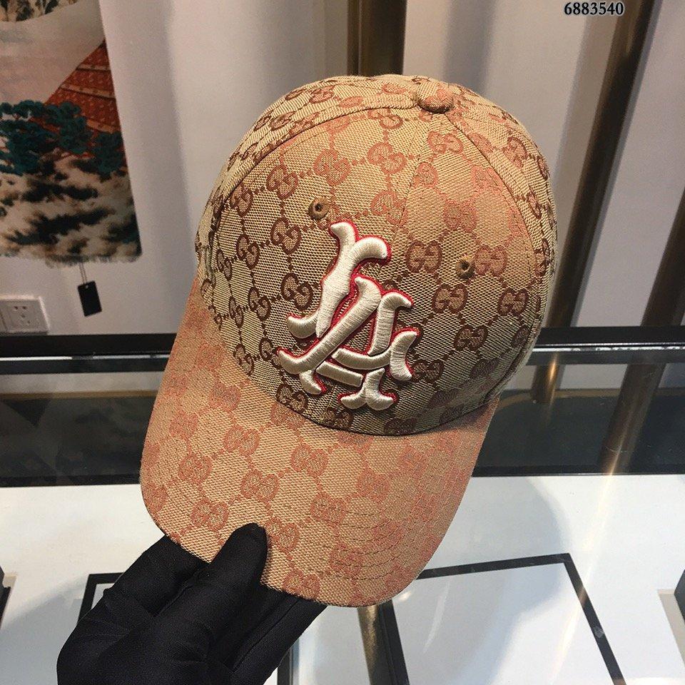秋冬LA与Gucci联名合作原单棒球